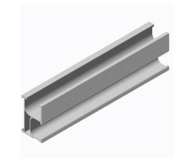GS Mounting Rail-Silver  or Black