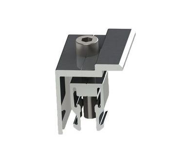Click-in End Clamp