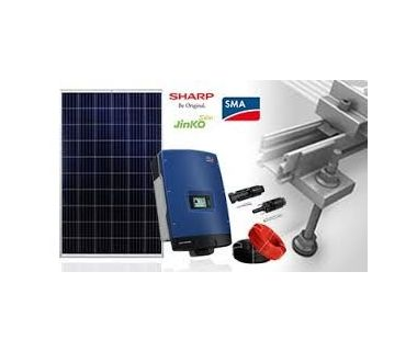 50 KW on Grid Combo Pack