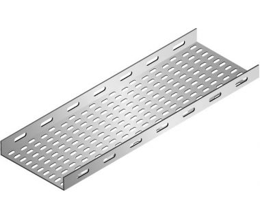 HDG Cable Tray 300x50x1.5mmx3000mm