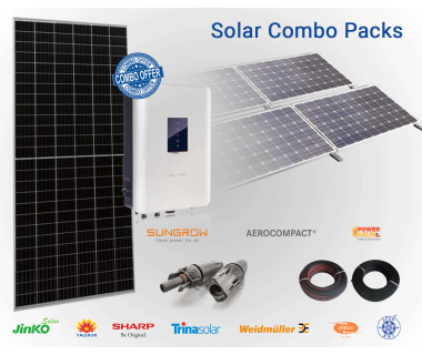 Sungrow 20 KW On Grid Solar Combo Pack